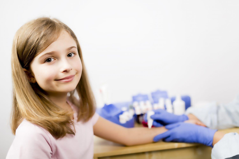 Çocuğa Alerji Testi Nasıl Yapılır Alerji Olan Çocuğa Ne Yapılmalı