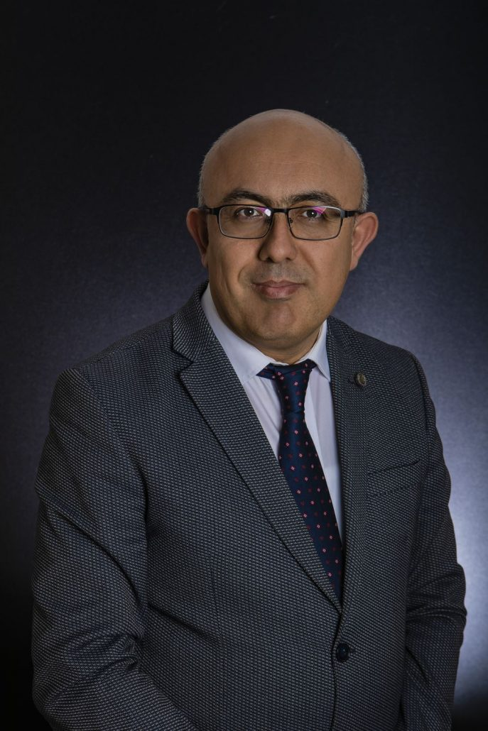 Doç. Dr. Ümit Murat Şahiner