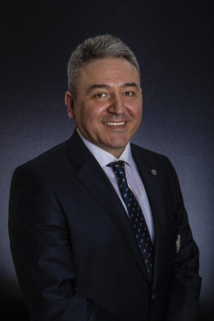 Prof. Dr. Uğur H. Muşabak