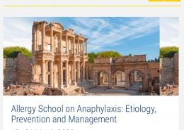 EAACI Allergy School İzmir 2020