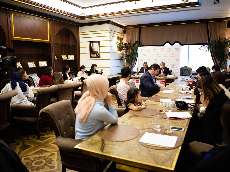 Alerji Derneği Basın Toplantısı 15 Ocak 2020
