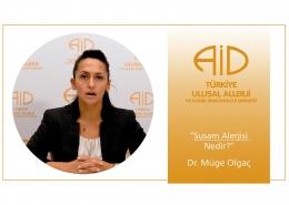 Dr. Müge Olgaç - Susam Alerjisi