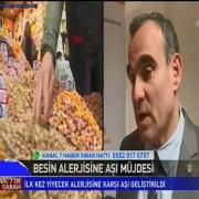 Besin Alerjisine Aşı Müjdesi - Kanal 7 Haber