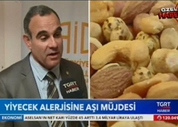 Yiyecek Alerjisine Aşı Müjdesi - TGRT Haber