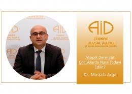 Atopik Dermatit Çocuklarda Nasıl Tedavi Edilir? - Dr. Mustafa Arga