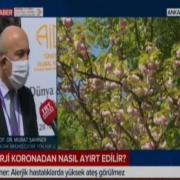 Prof. Dr. Murat Şahiner TRT Haber